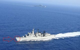 greek-and-turkish-warships-in-amp-8216-mini-collision-amp-8217-says-defense-source