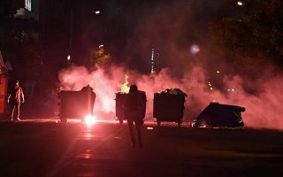 police-fire-teargas-after-anti-fascist-marches-for-slain-rapper
