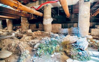 kas-votes-to-remove-antiquities-from-thessaloniki-metro-station