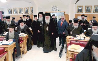 education-minister-to-brief-patriarch-on-church-state-deal