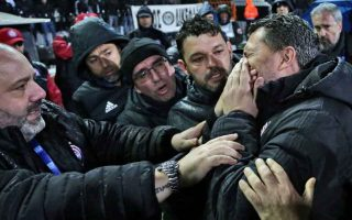 man-arrested-for-hurting-olympiakos-coach-who-got-released-from-hospital