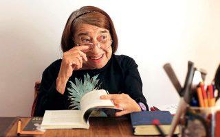 poet-katerina-anghelaki-rooke-to-be-buried-in-egina-on-thursday