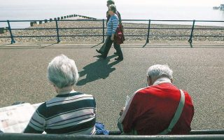 pensioners-await-payments