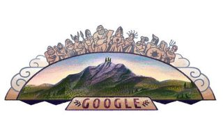 google-doodle-honors-first-modern-climbers-to-conquer-olympus