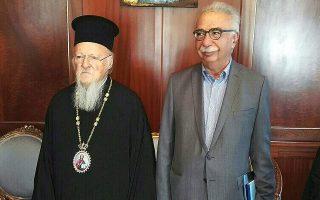 gavroglou-to-brief-patriarchate-amp-8217-s-holy-synod-on-tentative-deal