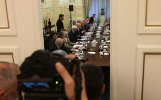 foreign-minister-briefs-political-parties-on-developments-with-turkey