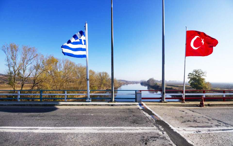Survey charts opinions of Greeks, Turks on politics, bilateral relations | eKathimerini.com