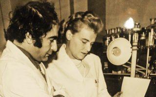 greek-lays-down-vaccine-foundation-50-years-ago0