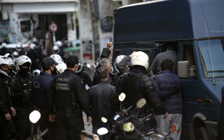 athens-police-detain-people-to-stop-shooting-anniversary-gatherings