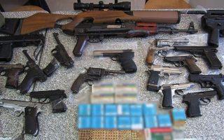 police-arrest-11-people-suspected-of-gun-running