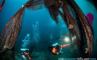 marine-protection-group-removes-two-tons-of-ghost-nets-from-greek-seabed