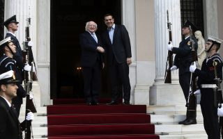 irish-president-begins-two-day-visit-to-greece
