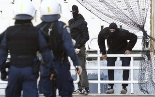 fourteen-arrested-after-clashes-at-greek-cup-final