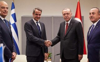 mitsotakis-erdogan-agree-to-stem-migrant-flows-in-aegean