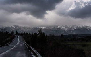 athens-lamia-highway-closed-north-of-afidnes-tolls