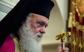 archbishop-ieronymos-expresses-concern-over-separation-of-church-and-state