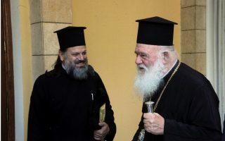 church-spokesman-rules-out-talks-between-ieronymos-filis