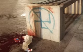 teenager-hospitalised-with-head-injury-during-anti-fascist-rally-in-agrinio