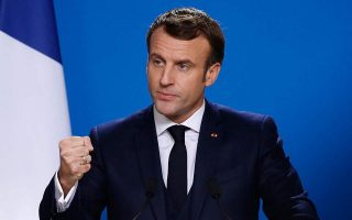 macron-reiterates-solidarity-with-greece-cyprus