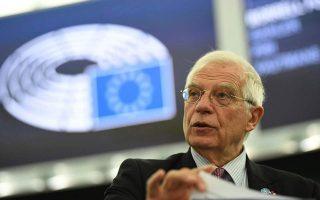 eu-foreign-policy-chief-tells-turkey-border-developments-unacceptable