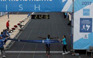 kalalei-wins-athens-marathon-amid-kenyan-sweep-of-top-5