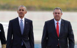 defense-minister-sees-obama-visit-as-signaling-end-of-greek-crisis