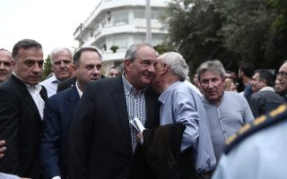 former-pm-karamanlis-expresses-support-for-nd-leader-in-main-rally