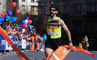 greek-karaiskos-won-athens-half-marathon-in-record-time