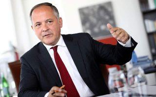 outgoing-ecb-executive-benoit-coeure-proud-of-keeping-greece-in-euro