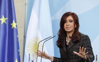 greek-referendum-gets-argentinean-fernandez-s-approval