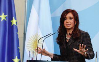 ex-argentina-president-cristina-kirchner-to-visit-greece