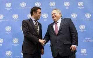 fyrom-name-talks-finished-on-foreign-ministers-level-says-kotzias