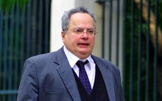 kotzias-rejects-claims-ministry-was-misled-by-erroneous-report0