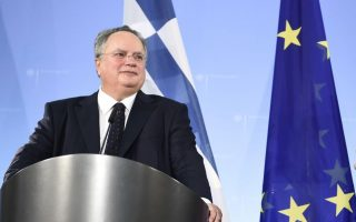 greece-s-foreign-minister-condemns-attacks-in-ankara-berlin-zurich