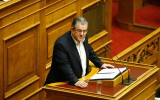kke-mps-to-walk-out-of-parliament-ahead-of-vote-on-novartis-report