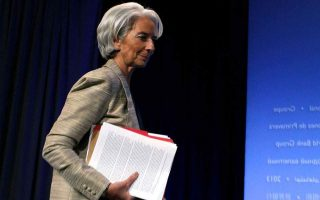 mitsotakis-lagarde-discuss-hercules-fiscal-targets