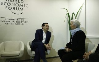 lagarde-congratulates-tsipras-on-reforms-stresses-need-for-debt-relief