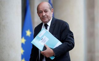 french-fm-condemns-turkey-s-actions-in-cyprus-eez