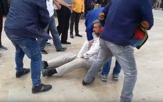 police-opens-probe-into-mistreatment-of-protester-in-lefkada