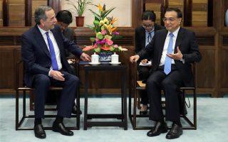 chinese-premier-meets-samaras-in-beijing