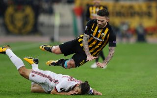 aek-shares-another-goalless-draw-with-milan
