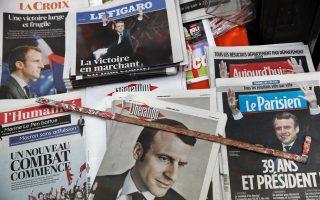 greek-leaders-hail-macron-victory-hope-for-fruitful-ties