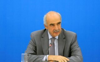 nd-s-meimarakis-to-give-up-mp-seat-ahead-of-euro-elections