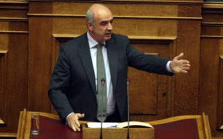 meimarakis-set-to-propose-election-of-new-nd-chief