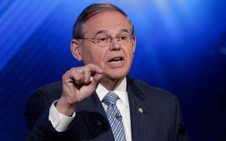 us-senator-menendez-welcomes-decision-to-lift-cyprus-arms-embargo0