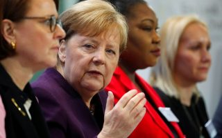 merkel-committed-to-push-for-greek-turkish-dialogue