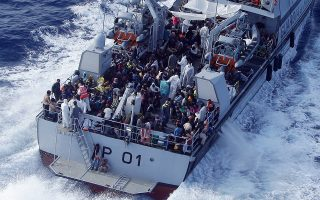 around-a-dozen-migrants-missing-after-boat-sinks-off-greece