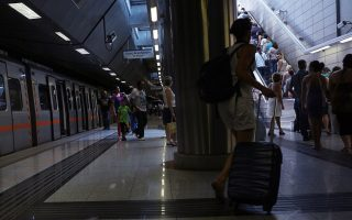 athens-metro-service-to-airport-to-resume-as-before-reports-say