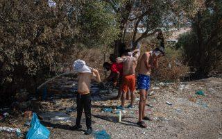 mitsotakis-promises-permanent-migrant-centre-after-fire-on-lesvos