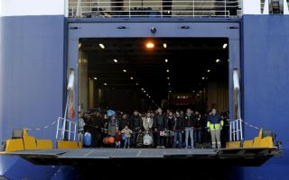 ministry-denies-reports-migrants-were-handcuffed-on-ferry